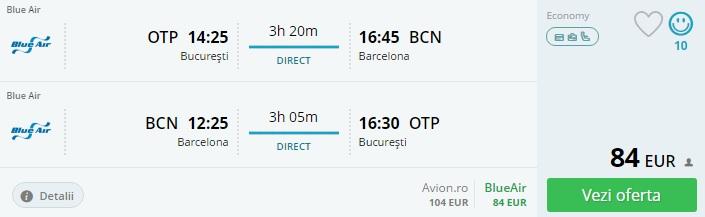 OTP-bcn-flight-2607A