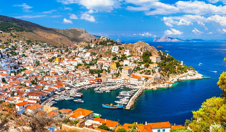 Vacanta In Grecia Insula Hydra 260 Pers Zbor 6 Nopti De