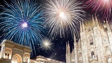 Revelion la Milano