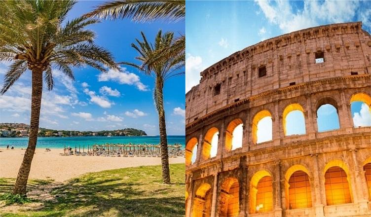 Roma si Mallorca