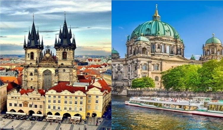 Praga si Berlin