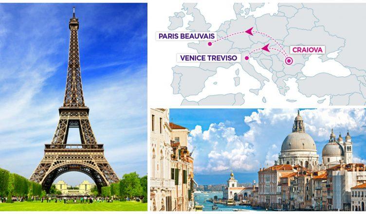 Paris si Venetia