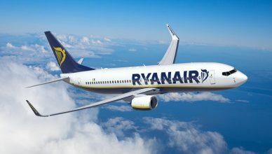 Promotie Ryanair