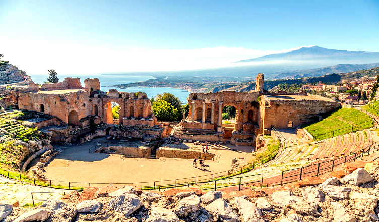 City break in Sicilia