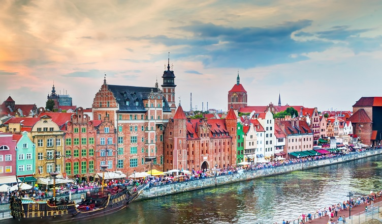 Varsovia si Gdansk