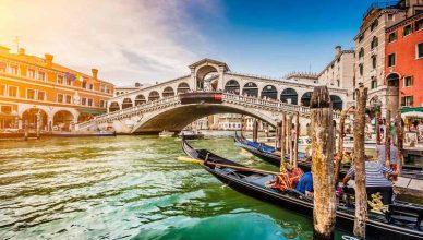 City break la Venetia
