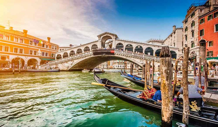City break la Venetia