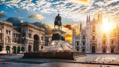 Zboruri spre Milano