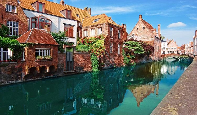 City break in Bruges