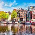 Zboruri spre Amsterdam