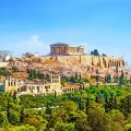 City break in Atena