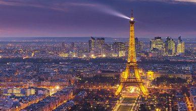 Zboruri spre Paris