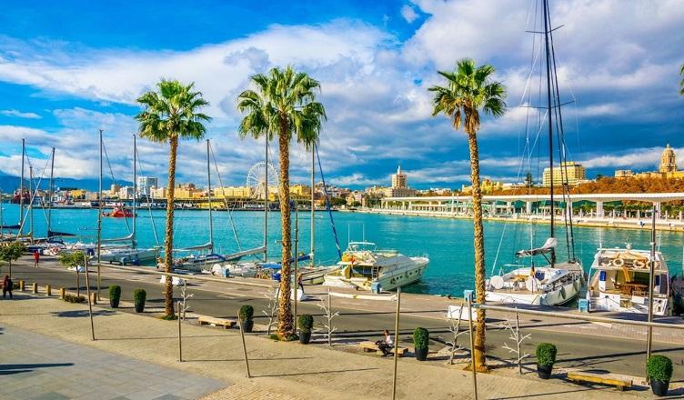 Zboruri spre Malaga
