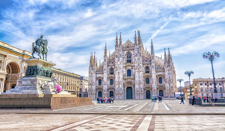City break la Milano