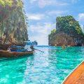 Zbouri spre Thailanda