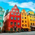 City break in Stockholm