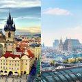 Praga si Viena