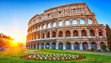 Zboruri spre Roma