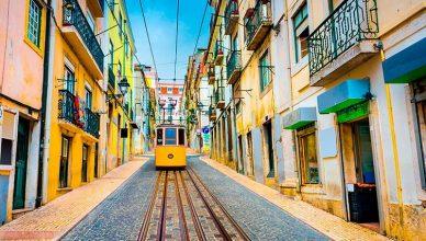 Vacanta la Lisabona