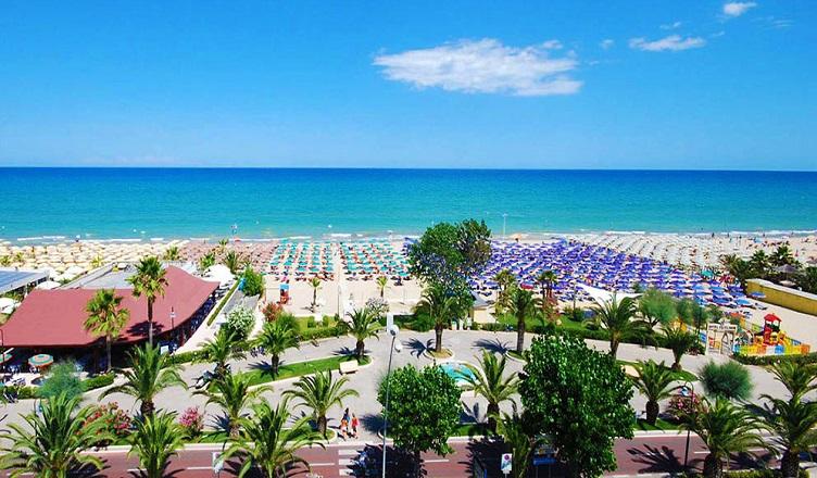 Vacanta la Marea Adriatica