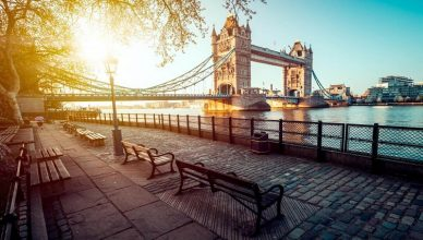 City break la Londra