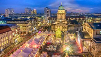 Piata de Craciun din Berlin
