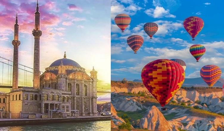 Vacanta in Cappadocia si Istanbul