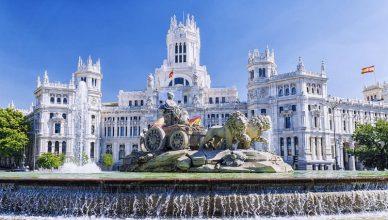 City break la Madrid