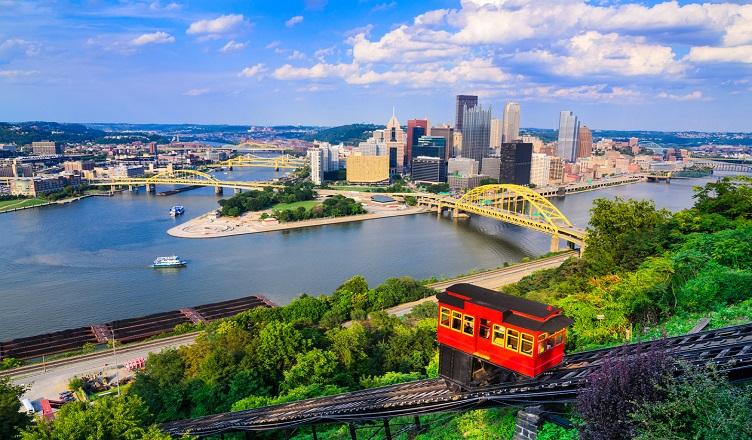 Zboruri spre Pittsburgh
