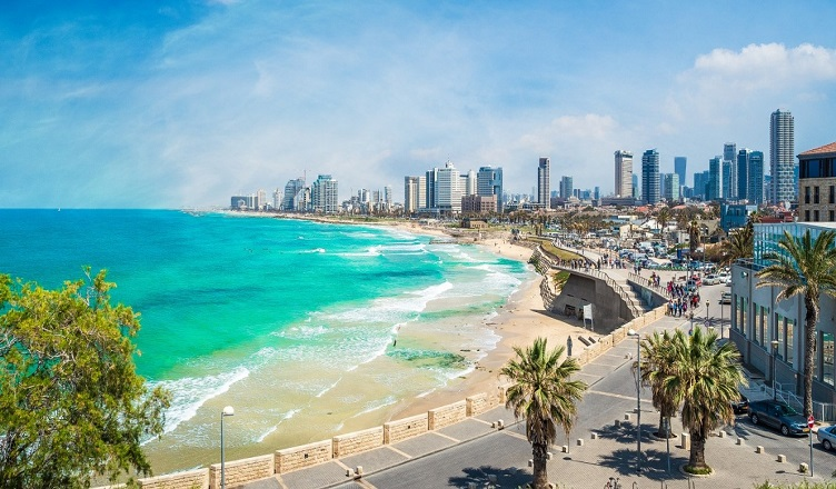 City break in Tel Aviv