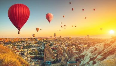 Vacanta in Cappadocia