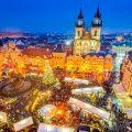 Piata de Craciun din Praga