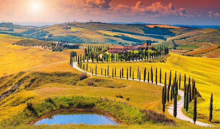 City break in Toscana