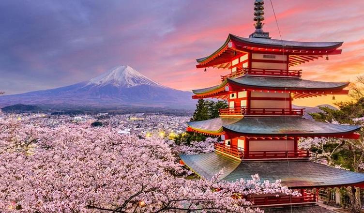 Zboruri spre Japonia