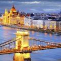 City break la Budapesta