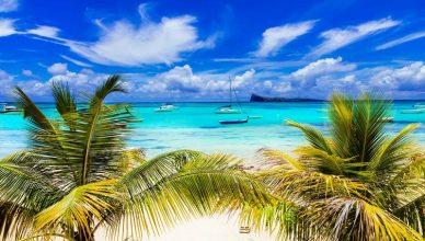 Zboruri spre Mauritius