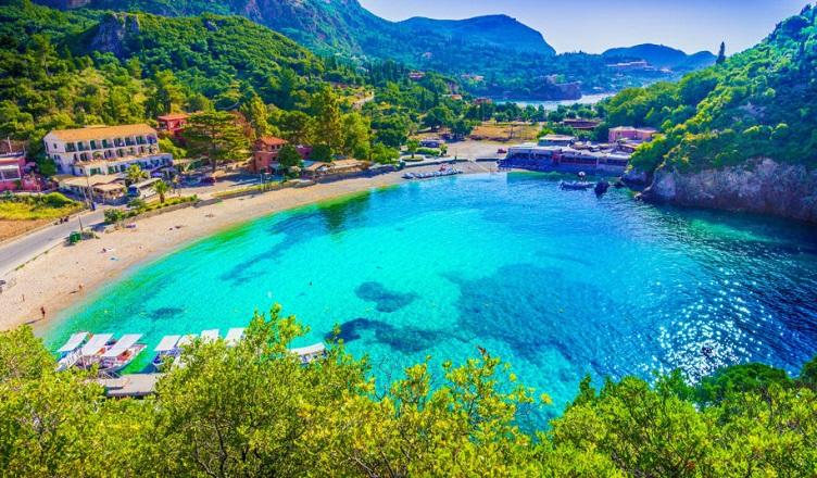 Vacanta de vara in Corfu