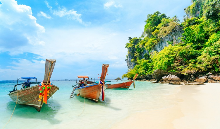 Zboruri spre Thailanda