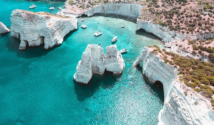 Vacanta in Milos