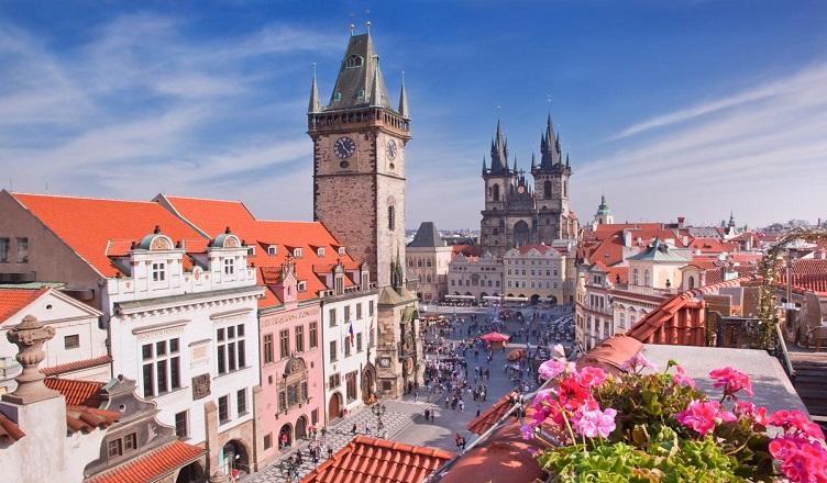 City break la Praga