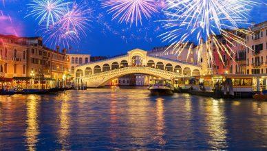 Revelion la Venetia